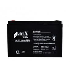 Акумуляторна батарея гелева Trinix АКБ 12V 100Ah