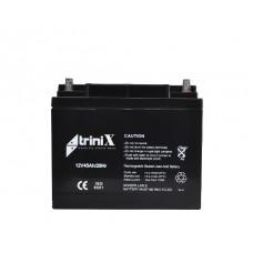Акумуляторна батарея Trinix АКБ 12V 45Ah