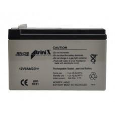 Акумуляторна батарея Trinix SuperCharge АКБ 12V 9Ah