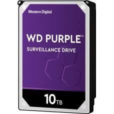 Жорсткий диск Western Digital Purple 10TB WD102PURZ для відеоспостереження