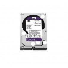 Жорсткий диск Western Digital Purple 1TB WD10PURZ для відеоспостереження
