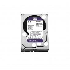 Жорсткий диск Western Digital Purple 2TB WD20PURZ для відеоспостереження