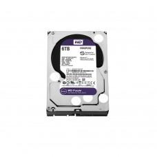 Жорсткий диск Western Digital Purple 6TB WD60PURZ для відеоспостереження