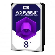 Жорсткий диск Western Digital Purple 8TB WD82PURZ для відеоспостереження