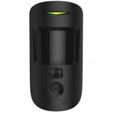Бездротовий датчик з камерою Ajax MotionCam Black