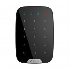 Бездротова клавіатура Ajax KeyPad Black
