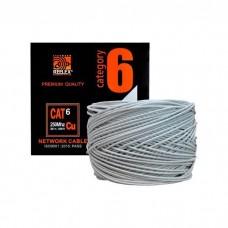 Кабель вита пара FTP CAT6E 0.56 CU TRINIX (PVC)