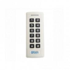 Контролер + зчитувач з клавіатурою SEVEN CR-7467w