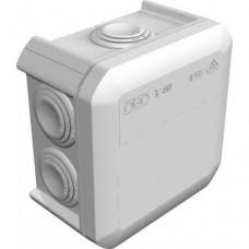 Коробка монтажна OBO Bettermann 90 x 90 x 52 мм (тип Т40 IP 55)