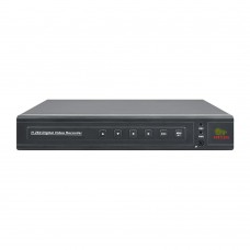 Partizan ADM-816V FullHD v4.0 гібридний AHD/TVI/CVI/CVBS/IP відеореєстратор